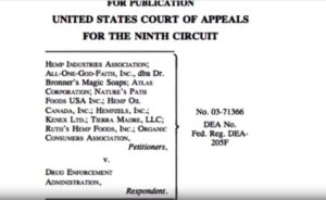 US Court of Appeals Ninth Circuit No 03-71366 Fed Reg-DEA 205f