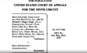 US Court of Appeals Ninth Circuit No 03-71366 Fed Reg-DEA 205f