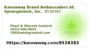 Kannaway Brand Ambassador 8538383