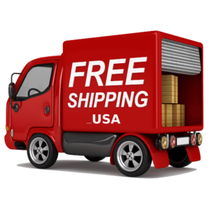 Free shipping to USA locations